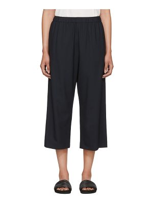 6397 Wide-leg Pull-on Trousers