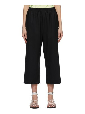 6397 wide pull-on trousers