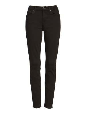 7 For All Mankind 7 for all mankind b(air) ankle skinny jeans