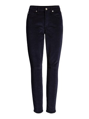 7 For All Mankind 7 for all mankind corduroy ankle skinny pants