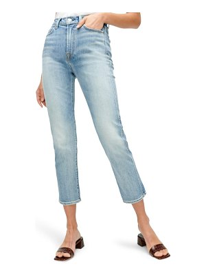 7 For All Mankind 7 for all mankind crop straight leg jeans