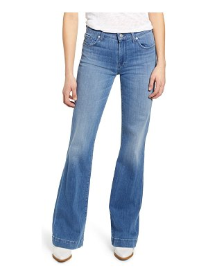 7 For All Mankind 7 for all mankind dojo wide leg jeans