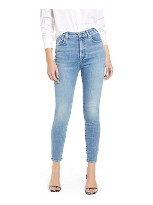 7 For All Mankind 7 for all mankind high waist ankle skinny jeans