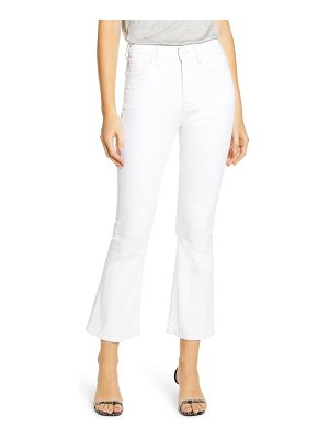 7 For All Mankind 7 for all mankind high waist crop slim kick jeans
