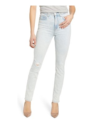7 For All Mankind 7 for all mankind high waist skinny jeans
