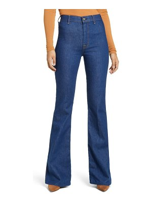 7 For All Mankind 7 for all mankind modern a-pocket flare jeans