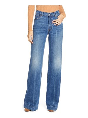 7 For All Mankind 7 for all mankind modern dojo high waist flare jeans