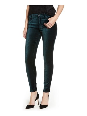 7 For All Mankind 7 for all mankind velvet ankle skinny jeans