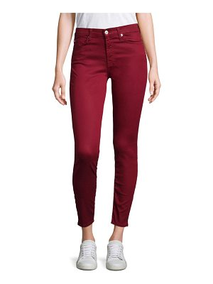 7 For All Mankind B(air) Skinny Ankle Jeans