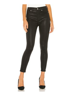 7 For All Mankind b(air) the high waist ankle skinny. - size 24 (also