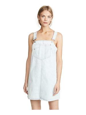 7 For All Mankind dungaree dress