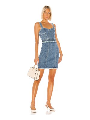 7 For All Mankind fray dress. - size l (also
