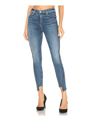 7 For All Mankind High Waist Ankle Skinny With Zippers