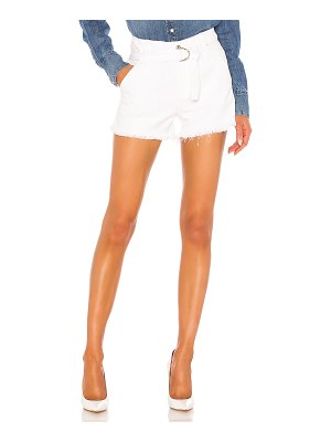 7 For All Mankind paperbag short. - size 24 (also