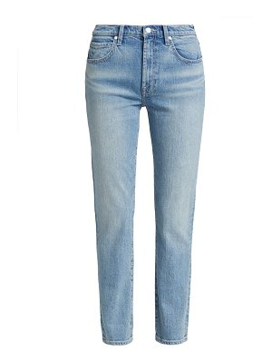 7 For All Mankind peggi high-rise straight-leg jeans