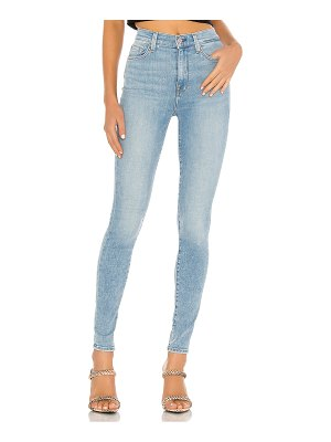 7 For All Mankind the high waist skinny. - size 24 (also