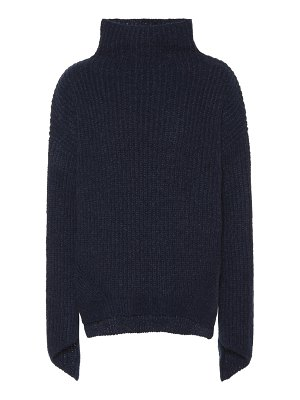 81hours Bay alpaca and wool-blend sweater