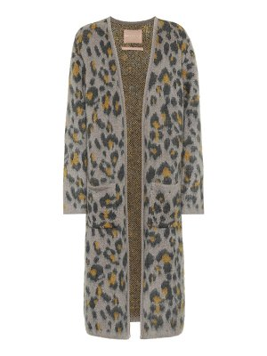 81hours Mayra mohair-blend coat