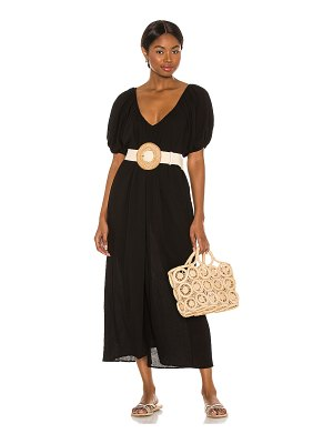 9 Seed sand hill cove midi dress