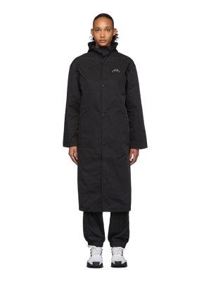 A-cold-wall* core rubberized coat