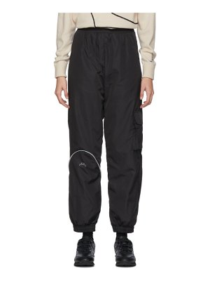 A-cold-wall* piping track pants