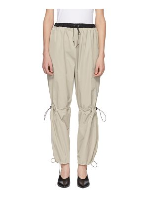 A-cold-wall* T9 Trousers