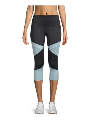 A. MARC NY Colorblock Stretch Leggings