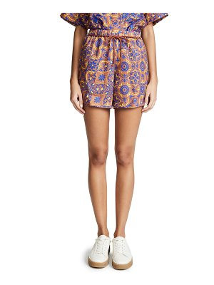 A Peace Treaty aveiro shorts