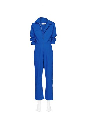 A-Plan-Application A_Plan_Application  Directoire Jumpsuit