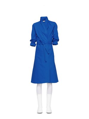 A-Plan-Application A_Plan_Application  Directoire Wrap Dress