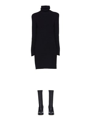 A-Plan-Application A_Plan_Application  Turtleneck Dress