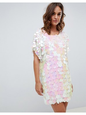 A Star Is Born embellished t shirt dress