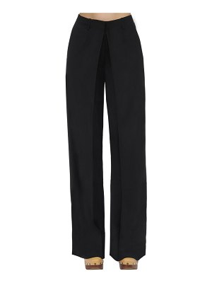 Aalto Front pleat tailored wide leg pants