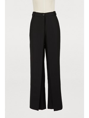 Aalto Large high rise tailored trousers