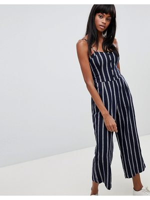 Abercrombie & Fitch Button Through Jumpsuit