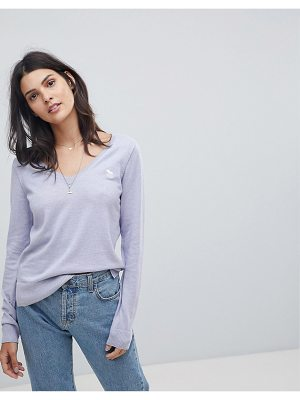 Abercrombie & Fitch Classic V Neck Knitwear