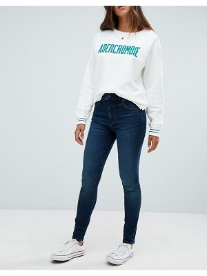 Abercrombie & Fitch high waist stretch superskinny jeans