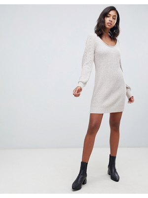 Abercrombie & Fitch knitted sweater dress