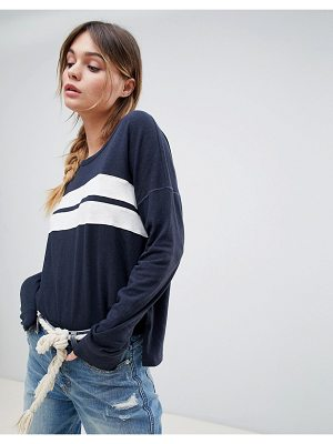 Abercrombie & Fitch Long Sleeve Cozy Fit Top