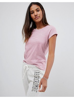 Abercrombie & Fitch regular fit t-shirt