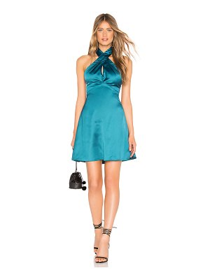 About Us Amerie Halter Dress