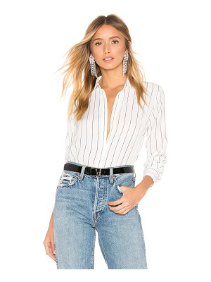 About Us Clara Button Up Top