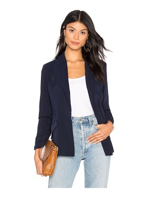 About Us Kylie Ruched Sleeve Blazer