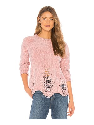 About Us Mae Chenille Sweater