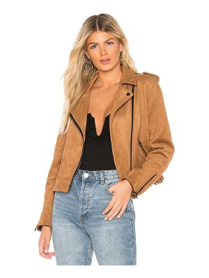 About Us Tanya Suede Jacket