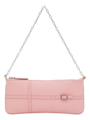 Abra belt baguette bag