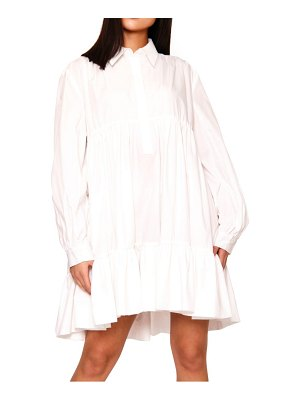 Absence of Colour lilly long sleeve swing dress