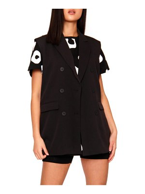 Absence of Colour peppa vest