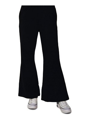 Absence of Colour polly jersey bell bottom pants