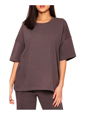 Absence of Colour polly oversize t-shirt